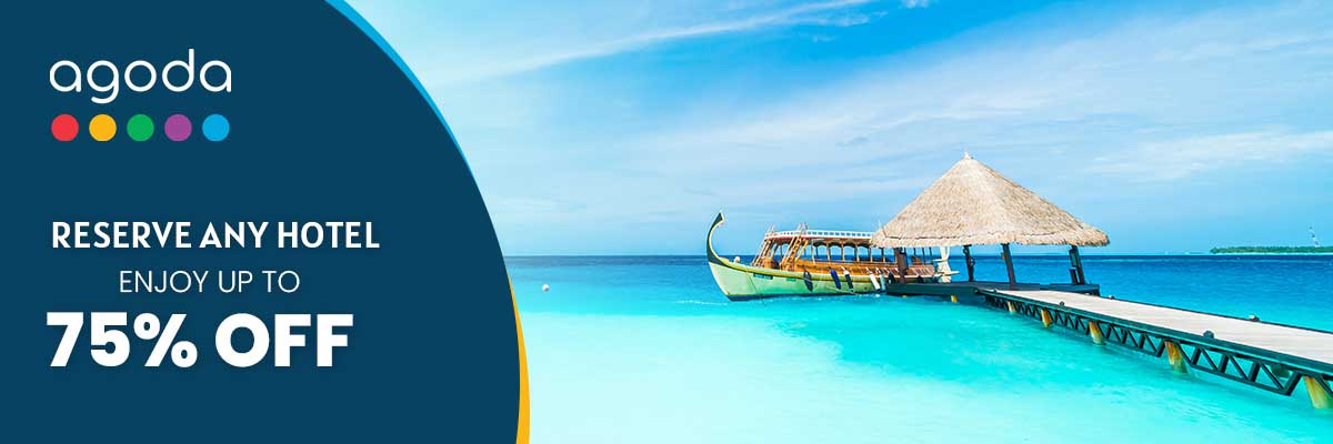 Agoda Hotel Booking Discount Offer
