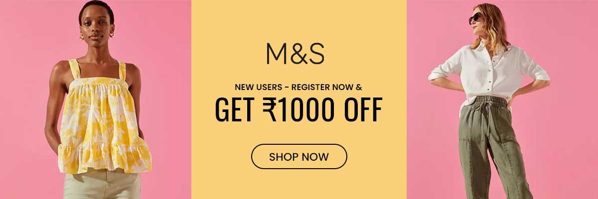 M&S Discount Code